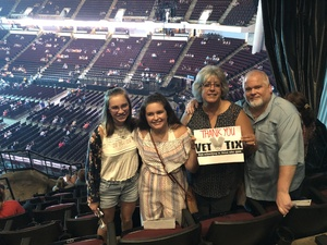 Paul attended Tim McGraw & Faith Hill Soul2Soul the World Tour 2018 - Country on Jun 26th 2018 via VetTix
