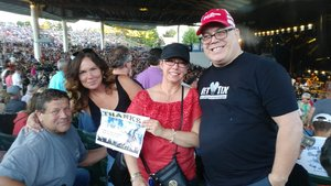 Alan attended STYX / Joan Jett & the Blackhearts With Special Guests Tesla on Jul 6th 2018 via VetTix