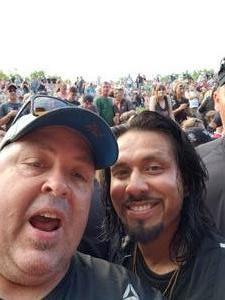 Travis attended STYX / Joan Jett & the Blackhearts With Special Guests Tesla on Jul 6th 2018 via VetTix