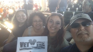 Sean attended STYX / Joan Jett & the Blackhearts With Special Guests Tesla on Jul 6th 2018 via VetTix