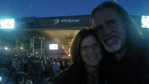 Rickie attended STYX / Joan Jett & the Blackhearts With Special Guests Tesla on Jul 6th 2018 via VetTix