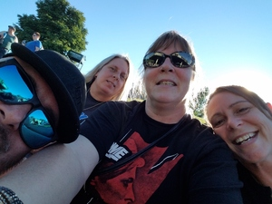 George attended STYX / Joan Jett & the Blackhearts With Special Guests Tesla on Jul 6th 2018 via VetTix