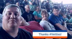 Scott attended STYX / Joan Jett & the Blackhearts With Special Guests Tesla on Jul 6th 2018 via VetTix