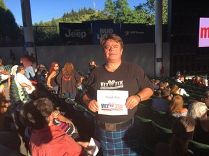 stuart attended STYX / Joan Jett & the Blackhearts With Special Guests Tesla on Jul 6th 2018 via VetTix
