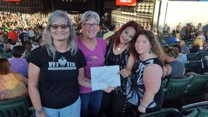 Linda attended STYX / Joan Jett & the Blackhearts With Special Guests Tesla on Jul 6th 2018 via VetTix