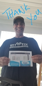 Jason attended STYX / Joan Jett & the Blackhearts With Special Guests Tesla on Jul 6th 2018 via VetTix