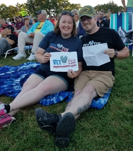Joshua attended STYX / Joan Jett & the Blackhearts With Special Guests Tesla on Jul 6th 2018 via VetTix