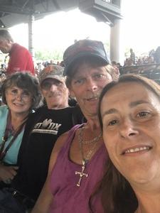 steven attended STYX / Joan Jett & the Blackhearts With Special Guests Tesla on Jul 6th 2018 via VetTix