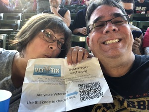 Paul attended STYX / Joan Jett & the Blackhearts With Special Guests Tesla on Jul 6th 2018 via VetTix