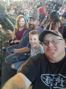 Samuel attended Ted Nugent With Special Guest Blue Oyster Cult and Mark Farner on Jul 20th 2018 via VetTix
