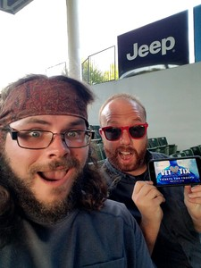 Mark attended Ted Nugent With Special Guest Blue Oyster Cult and Mark Farner on Jul 20th 2018 via VetTix