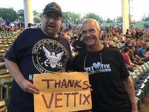 Noel attended Ted Nugent With Special Guest Blue Oyster Cult and Mark Farner on Jul 20th 2018 via VetTix