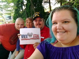 Richard attended Ted Nugent With Special Guest Blue Oyster Cult and Mark Farner on Jul 20th 2018 via VetTix