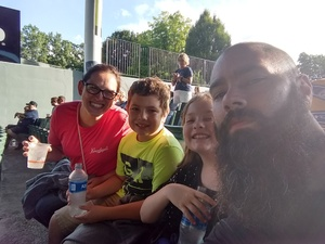 Christian attended Ted Nugent With Special Guest Blue Oyster Cult and Mark Farner on Jul 20th 2018 via VetTix