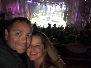 Eric attended Bare Naked Ladies on Jun 22nd 2018 via VetTix