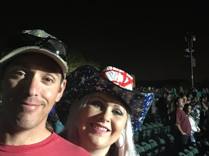 Anthony attended Kenny Chesney: Trip Around the Sun Tour With Old Dominion - Lawn Seats on Jun 21st 2018 via VetTix