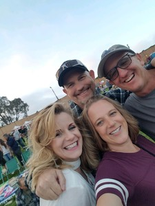 DAVID attended Kenny Chesney: Trip Around the Sun Tour With Old Dominion - Lawn Seats on Jun 21st 2018 via VetTix