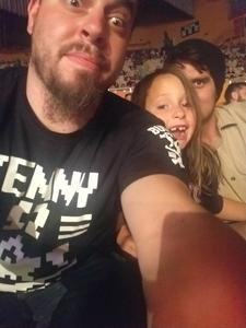 Steve attended New Japan Pro Wrestling Presents - G1 Special in San Francisco - Live Professional Wrestling on Jul 7th 2018 via VetTix