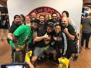 David attended New Japan Pro Wrestling Presents - G1 Special in San Francisco - Live Professional Wrestling on Jul 7th 2018 via VetTix