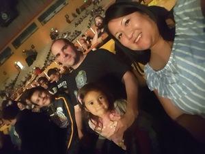 Steven attended New Japan Pro Wrestling Presents - G1 Special in San Francisco - Live Professional Wrestling on Jul 7th 2018 via VetTix