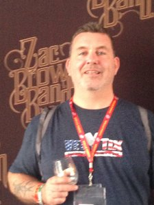 Anthony attended Zac Brown Band Show VIP Experience - Read Special Instructions in Confirmation Email on Jun 22nd 2018 via VetTix