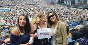 walter attended Kenny Chesney: Trip Around the Sun Tour on Jun 30th 2018 via VetTix