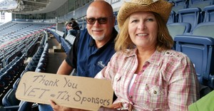 David Henry and family attended Kenny Chesney: Trip Around the Sun Tour on Jun 30th 2018 via VetTix