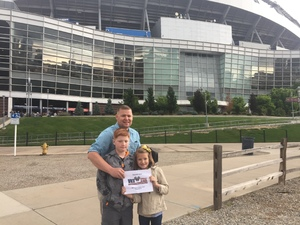 Jonathan attended Kenny Chesney: Trip Around the Sun Tour on Jun 30th 2018 via VetTix