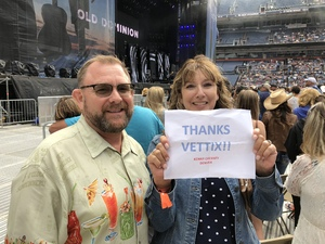 Click To Read More Feedback from Kenny Chesney: Trip Around the Sun Tour