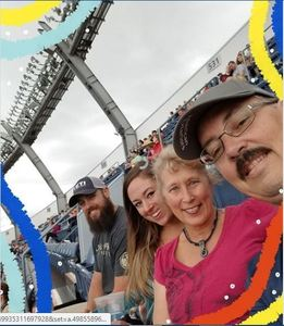 George attended Kenny Chesney: Trip Around the Sun Tour on Jun 30th 2018 via VetTix
