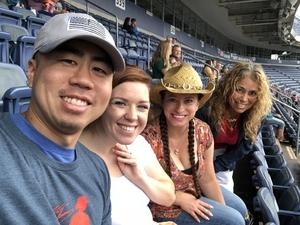 Charles attended Kenny Chesney: Trip Around the Sun Tour on Jun 30th 2018 via VetTix