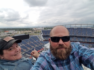 taylor attended Kenny Chesney: Trip Around the Sun Tour on Jun 30th 2018 via VetTix
