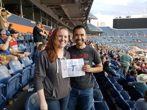 Will attended Kenny Chesney: Trip Around the Sun Tour on Jun 30th 2018 via VetTix