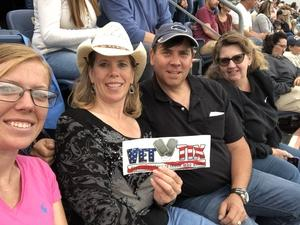 Randy attended Kenny Chesney: Trip Around the Sun Tour on Jun 30th 2018 via VetTix