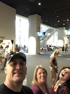 Troy attended Kenny Chesney: Trip Around the Sun Tour on Jun 30th 2018 via VetTix