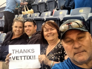 Robert attended Kenny Chesney: Trip Around the Sun Tour on Jun 30th 2018 via VetTix