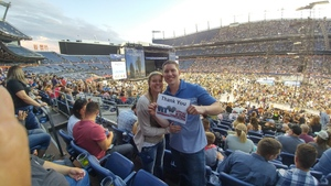 Zachary attended Kenny Chesney: Trip Around the Sun Tour on Jun 30th 2018 via VetTix
