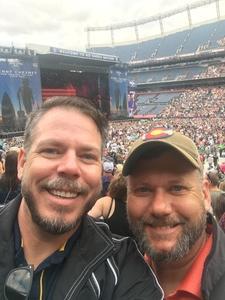 Matthew attended Kenny Chesney: Trip Around the Sun Tour on Jun 30th 2018 via VetTix