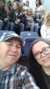 TERRILL attended Kenny Chesney: Trip Around the Sun Tour on Jun 30th 2018 via VetTix