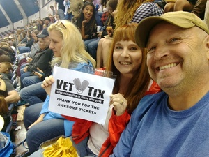 Jason attended Kenny Chesney: Trip Around the Sun Tour on Jun 30th 2018 via VetTix