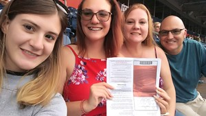 Mark attended Kenny Chesney: Trip Around the Sun Tour on Jun 30th 2018 via VetTix