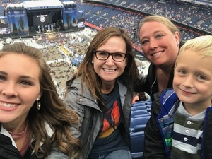Tamara attended Kenny Chesney: Trip Around the Sun Tour on Jun 30th 2018 via VetTix