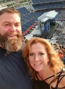 Dean attended Kenny Chesney: Trip Around the Sun Tour on Jun 30th 2018 via VetTix