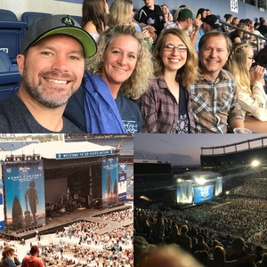 Aaron attended Kenny Chesney: Trip Around the Sun Tour on Jun 30th 2018 via VetTix