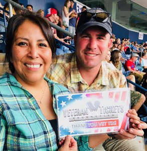 Todd attended Kenny Chesney: Trip Around the Sun Tour on Jun 30th 2018 via VetTix