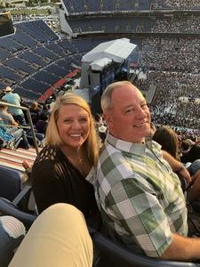 Bill attended Kenny Chesney: Trip Around the Sun Tour on Jun 30th 2018 via VetTix