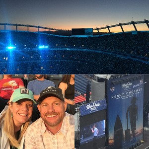 Dennis attended Kenny Chesney: Trip Around the Sun Tour on Jun 30th 2018 via VetTix