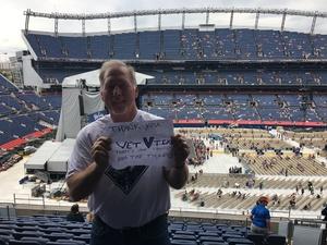 Tim attended Kenny Chesney: Trip Around the Sun Tour on Jun 30th 2018 via VetTix