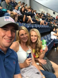 Daniel attended Kenny Chesney: Trip Around the Sun Tour on Jun 30th 2018 via VetTix
