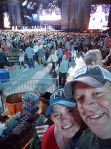 Chip attended Kenny Chesney: Trip Around the Sun Tour on Jun 30th 2018 via VetTix